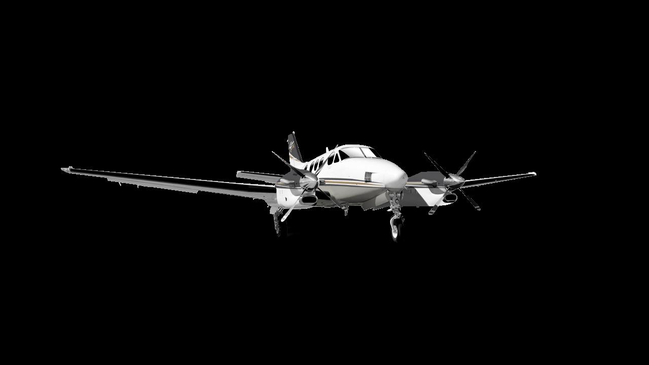 Aviação civil no ar: Novo King Air C90GTX